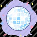 ball, dance, disco, party icon
