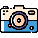 camera, gallery, photography, picture icon
