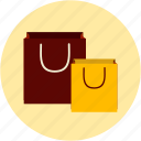 bags, buy, shopping icon