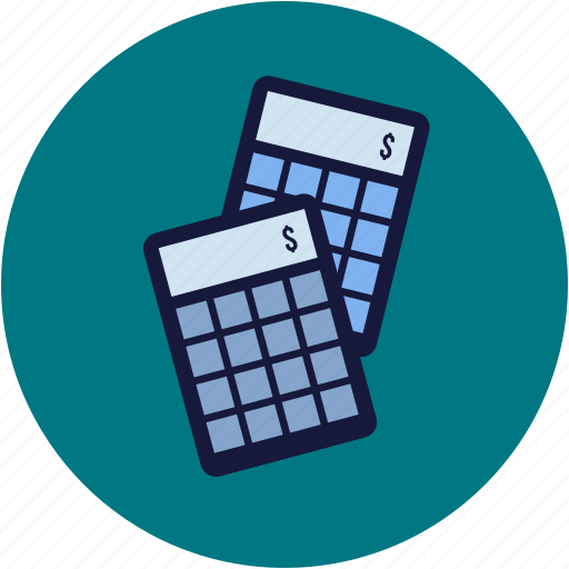 Calculation, accounting, calculator, ecommerce, commerce icon - Download on Iconfinder