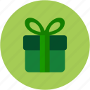 ecommerce, gift, present, wrapped icon