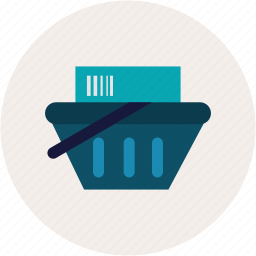 Basket, shopping, cart icon - Download on Iconfinder