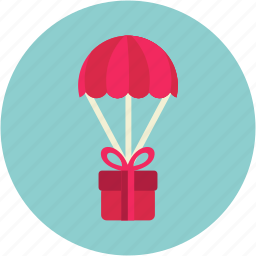 gift, present, shipping icon