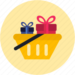 buy, gifts, shopping icon