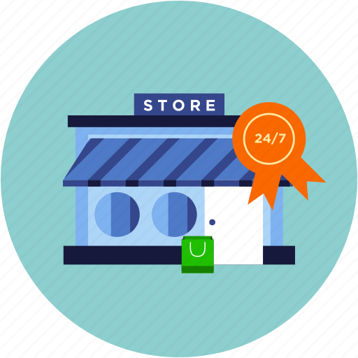 Shop, store, open, ecommerce, market icon - Download on Iconfinder