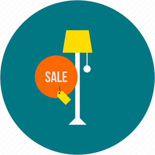 furniture, on sale, sale, tag icon
