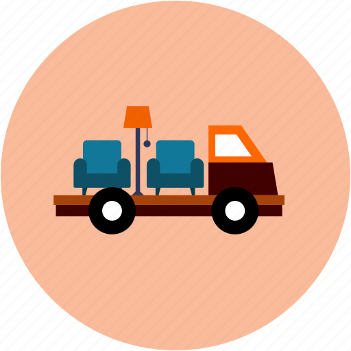 Delivery furniture shipping icon icon search engine for Furniture delivery