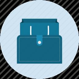 bag, purse, shopping icon