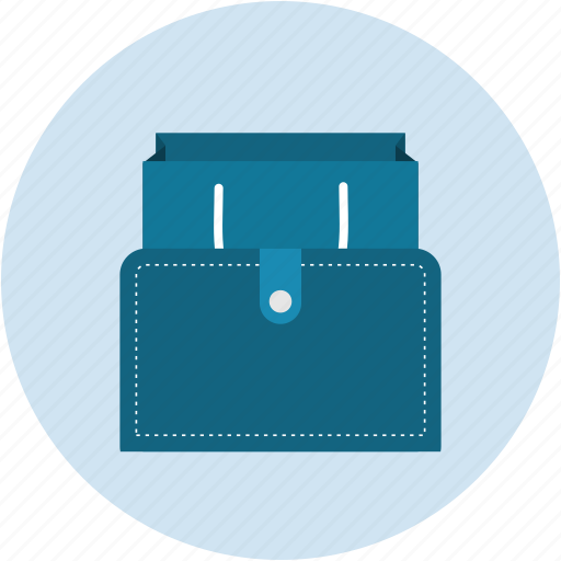 Shopping, bag, purse icon - Download on Iconfinder