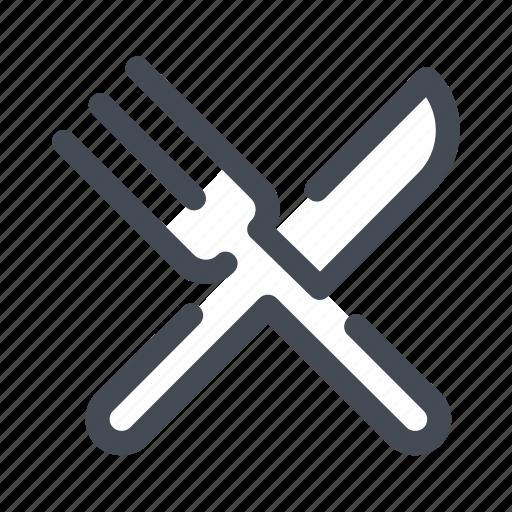 cutleryschool, dining, food, kitchen, lunch, restaurant, room icon