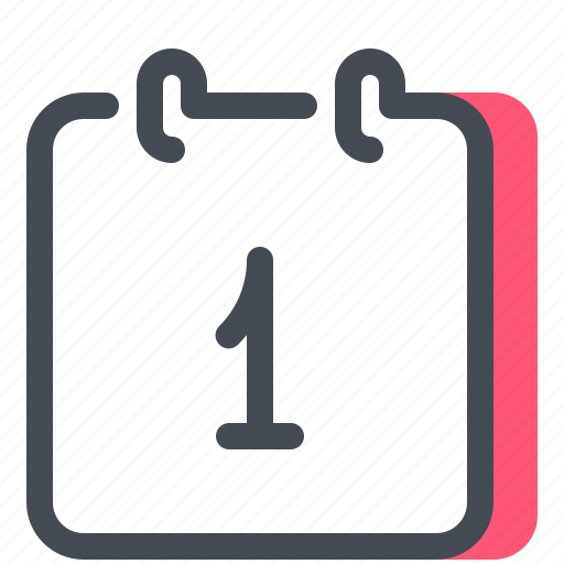 day, education, learncalendar, month, school, study icon