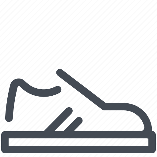 education, school, shoes, sneakers, sports, study icon
