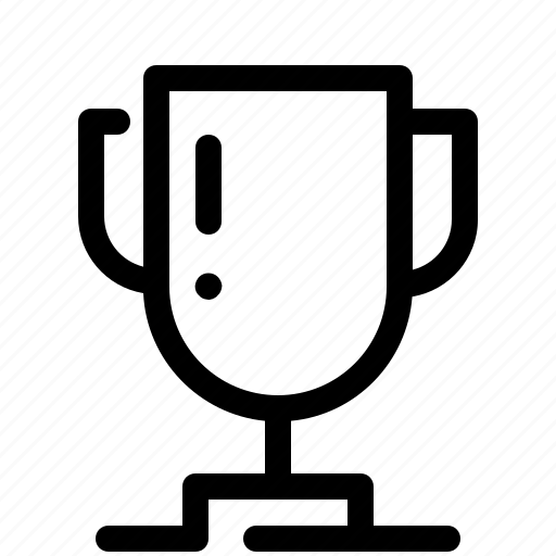 award, cup, education, goblet, school, sport, study icon