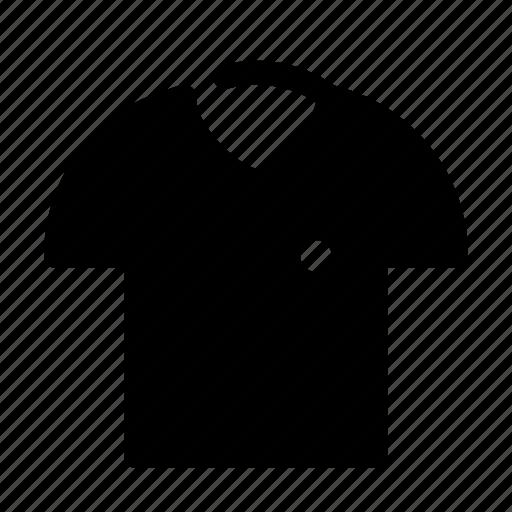 clothes, education, school, school uniform, t-shirt icon