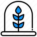botany, ecology, experiment, plant, science icon