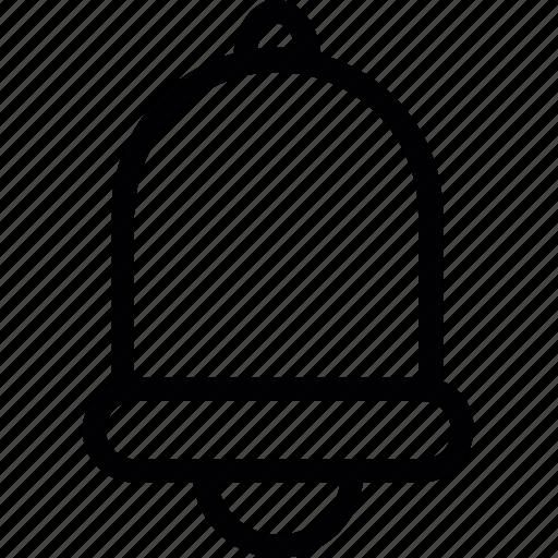 alert, bell, notification, ring, school bell icon