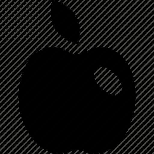 apple, food, fruit, healthy, nutrition icon
