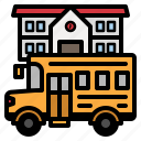 education, school, bus, transportation, school bus
