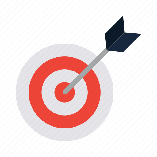 crosshair, dart, dartboard, seo, target icon