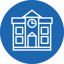 architect, building, education, school, structure, study icon