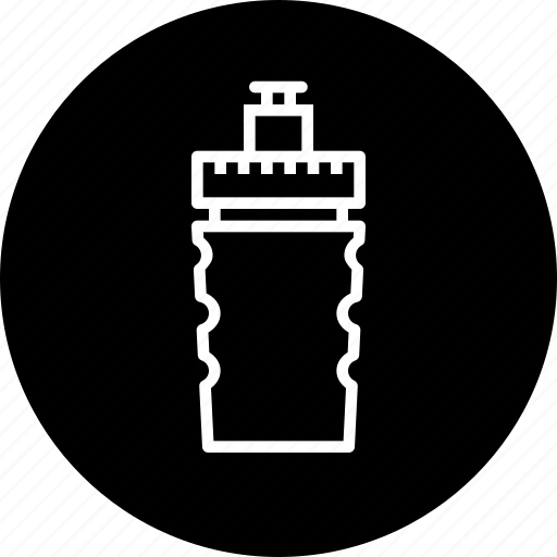 bottle, drink, drinking, fashion, school, water icon