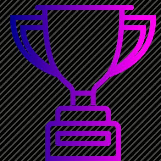 award, badge, medal, prize, trophy, win, winner icon