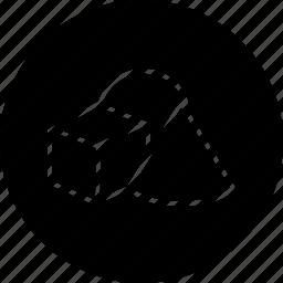 circle, cylinder, design, geometry, round, shape icon