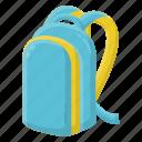 backpack, bag, rucksack