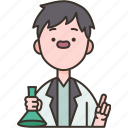 chemistry, laboratory, science, experiment, instructor