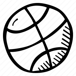 ball, basketball, fun, game, sport icon