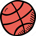 ball, basketball, game, kids, school, sport icon