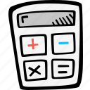 calculator, education, kids, learning, preschool, school icon
