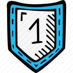 classroom, education, kids, learning, preschool, school, shield icon