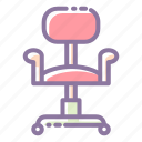 chair, furniture, office