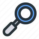 education, find, learning, school, search, seo, study icon