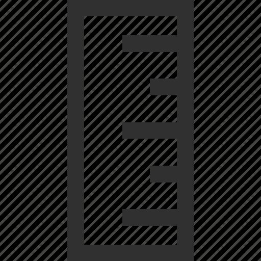 math, measure, ruler icon