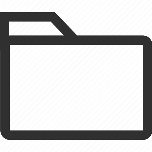 file, folder, school icon