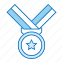 award, badge, honor, medal, trophy icon
