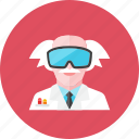 2, scientist icon