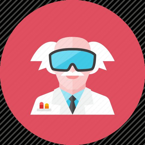 2, scientist icon