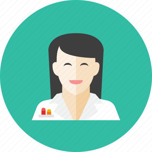 2, scientist, woman icon - Download on Iconfinder