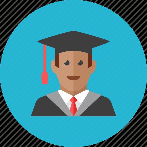 1, student icon