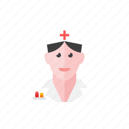 1, nurse icon