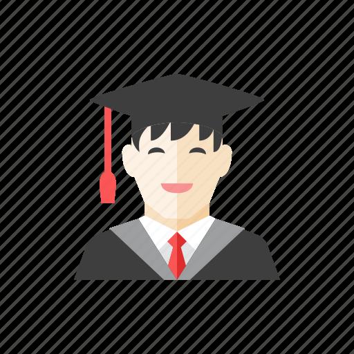 3, student icon