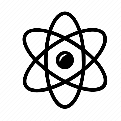 atom, chemistry, education, school, science, study icon