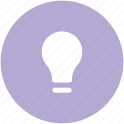 bulb, electric light, electrical bulb, energy, light, lightbulb, luminaire icon