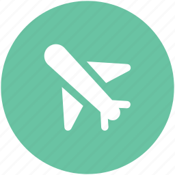 aeroplane, airbus, airplane, flight, plane, takeoff, travel icon