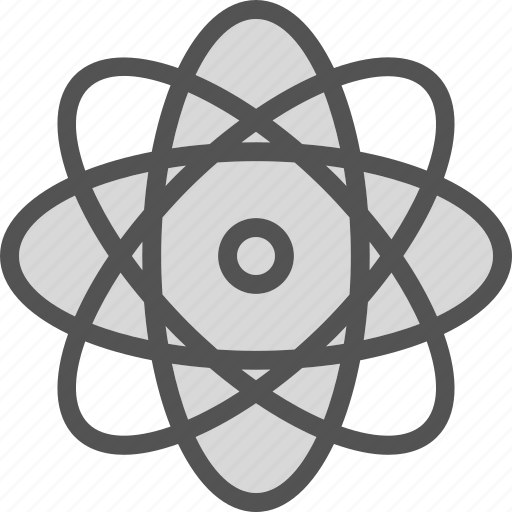 atom, chemistry, math, science icon