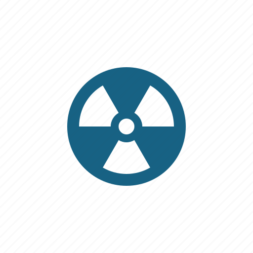 Danger, hazard, nuclear, radioactive, sign icon - Download on Iconfinder