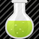 beaker, chemistry, experiment, science, test tube, vial icon